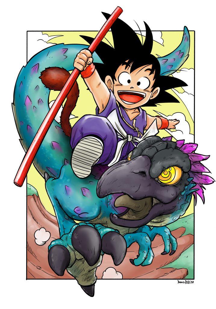 Goku Day - Akira Toriyama